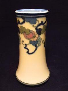 Fred Rothenbusch For Rookwood: Rare Floral Vase