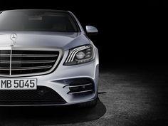 Mercedes-Benz S-Klasse (W222) 2017