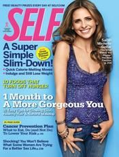 May 28th Subscribe to Self Magazine, just $4.49/year!