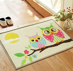 Miracle Life Branches Cute Owl Beautiful Flowers Owl Rug Sweet Love http://www.amazon.com/dp/B00SAN4F1E/ref=cm_sw_r_pi_dp_otVYwb028CPPJ
