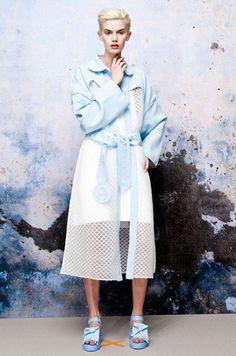 Xiao li . New languages of fashion * Design Catwalk