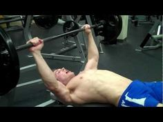 Here is a great 3 day full body workout routine with video.