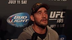 Speaking at this weekend's UFC 189 show, the Best in the World said the current WWE roster is 'a big I f--king told you so', wished his old Ring of Honor rival the best and talks about why he 'peaced out'.
