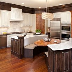 High Quality 10 Of The Best Working Family Kitchen Ideas | Family Kitchen, Kitchens And  House