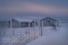 Mountain Farm by JrnAllanPedersen. @go4fotos