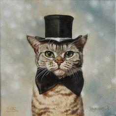 cat Tiarnan by Animal75Artist on DeviantArt