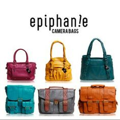 #Win a free Epiphanie Camera Bag of your choice