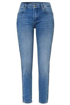 Rosner Damen Jeans Antonia_311 Blau | SAILERstyle Trends, Skinny, Elegant, Pants, Fashion, Beautiful Figure, Cloakroom Basin, Scale Model, Trousers