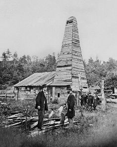 America's First Commercial Oil Well - Oilpro.com
