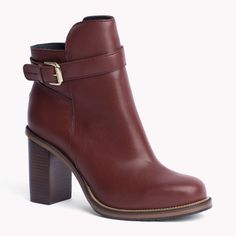 Tommy Hilfiger Hillary Ankle Boots. Part of our Tommy Hilfiger women's footwear collection.