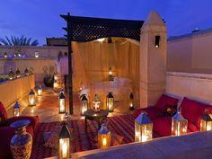 Resultado de imagen para arabic rooftop terrace