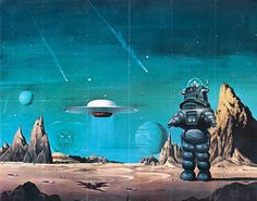 forbidden planet images - Google Search