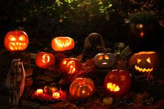 Pumpkin Carving, Autumn Leaves, Happy Halloween, Competition, Facebook, Kitchen, Cooking, Fall Leaves, Autumn Leaf Color