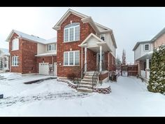 4 Bentley Cr Barrie Ontario Barrie Real Estate Tours HD Video Tour