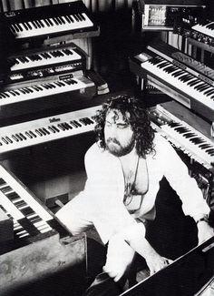 Uno de los Marstros del Synth/One of the Master of Synth: Vangelis