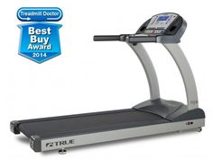 """""""The Best Buy winner in its price range. If you are looking to buy a True, the PS100 is the first model I would buy personally. The PS100 won't leave you wanting more."""" - Treadmill Doctor Review"""
