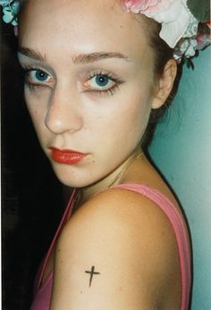 CHLOË SEVIGNY Photography by Harmony Korine, courtesy of Rizzoli