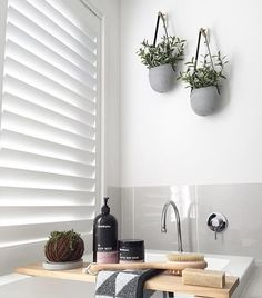 Kmart bathroom, bathroom staging, bathroom inspo, laundry in bathroom, laun Bathroom Staging, Kmart Bathroom, Bathroom Organisation, Laundry In Bathroom, Bathroom Counter Decor, Bathroom Blinds, Bathroom Hacks, Bathroom Bath, Washroom