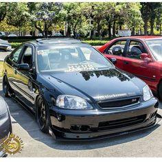 1999 Honda Civic, Honda Civic Vtec, Honda Civic Coupe, Civic Lx, Honda Crx, Honda Accord, Tuner Cars, Jdm Cars, Toyota Vios