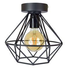 Via urban interiors Led Dimmer, Led Lamp, Boy Room, Kids Room, Vintage Black, Light Fixtures, Chandelier, Ceiling Lights, Urban