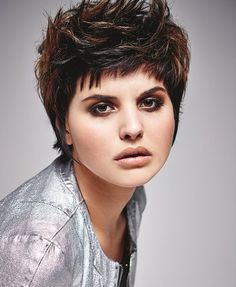 155 Best Pixie Styling Images Gorgeous Hair Short Hair Cute