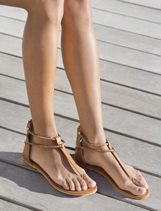 8 Ways to Get Sandal-Ready Feet for Summer | from InStyle.com