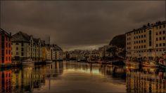 Ålesund by Rune Askeland on 500px
