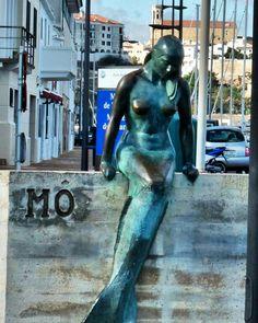 Sirenita Mő, Port de Maó