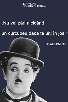 Latin Quotes, Charlie Chaplin, Live Your Life, Photo Quotes, Your Smile, Cool Words, Quotations, Spirituality, Poetry