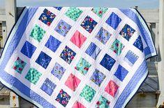 Sewing Tips Helpful Hints Club Havana Snapshots Quilt Tutorial – Riley Blake Designs - Quilt Tutorials, Sewing Tutorials, Sewing Projects, Sewing Ideas, Quilt Patterns Free, Fabric Patterns, Sewing Patterns, Quilting Tips, Quilting Designs