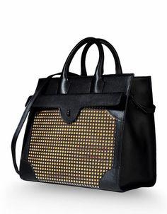 Medium leather bag Women's - CARVEN