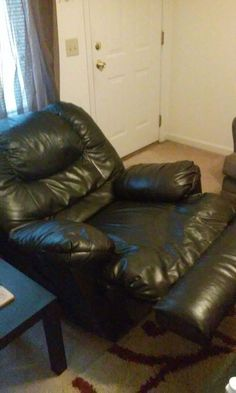 Used (normal wear) - & Leather recliner | Second Hand-Personal Items Iu0027m selling ... islam-shia.org