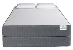 GhostBed 11-Inch Twin Latex & Gel Memory Foam Luxury Mattress