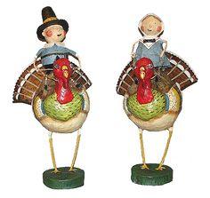 Love the turkeys!