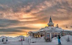 Strandafjellet skiresort, Norway