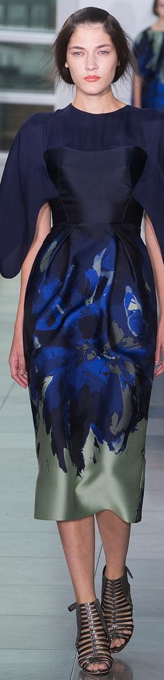 Antonio Berardi Collection Spring 2015