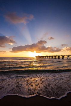 Pompano Sunrise - Pompano Beach, Florida