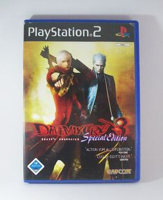 #Devil #May #Cry 3 #Dantes #Erwachen #Special #Edition #Sony #Playstation 2 ( #PS2 ) #Spiel #DevilMayCry #DMC #eBay