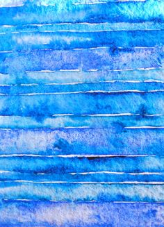 blue watercolor stripes stripes