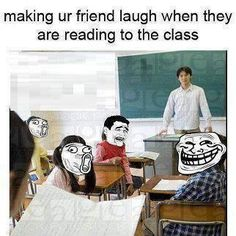We all did this once in our college life.
