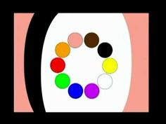 Etienne - Les couleurs - use this video animation when teaching colors in French.