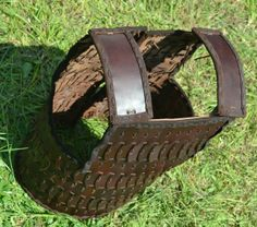 Leather Lamellar Armour - wulflund.com