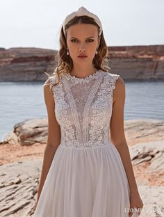 Melanie Ivory Wedding, Wedding Gowns, Cathedral Wedding Dress, Bohemian Bride, Bride Look, Nyc Fashion, Ball Gowns, Lace, Silhouette