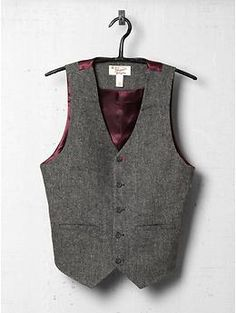 This one could be a great one!  It is purple on the back, grey tweed in the front!  Another great one for dad