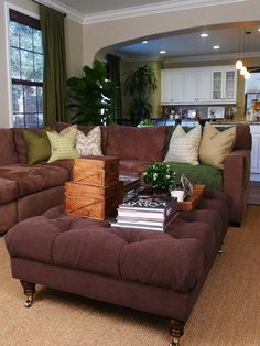 Dinning And Living Room Decor On Pinterest Property