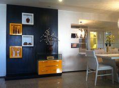 Sala de Estar - Apartamento Residencial Condomínio Ed. Palazzo Fiorentino