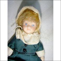 *VINTAGE* PARANORMAL - Fortune-good luck fortune doll Haunted Haunted Dolls, Good Luck, Paranormal, Auction, Vintage, Best Of Luck, Vintage Comics