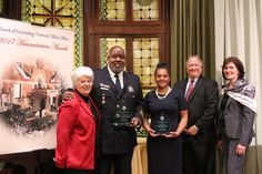 Church of Scientology Honors Community Leaders With Humanitarian Awards    @ScientologyNewsroom >> http://qoo.ly/kst3t    Compassion that makes a difference: This is the quality that distinguishes both humanitarians honored October 24 at the Church of Scientology National Affairs Office in Washington, D.C.    Ms. Andrea James, Executive Director of the National Council for Incarcerated and Formerly Incarcerated Women and Girls, and Officer Arthur Douglas, School Resource Officer with the…