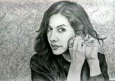 #sketch #drawing #stephaniebeatriz #love #pencils #paper #collection #art #sagarkhatri