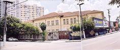 """Grupo Escolar Marechal Floriano - Rua Dona Julia, 2183 (primeiro local do Ginásio Estadual """"Brasilio Machado"""" / comecou em 1945/1948) (Começou a funcionar em 1948, no período noturno, no prédio do G.E. Marechal Floriano. Em 1951 foram criados os cursos clássico e científico e em 1953, foi criada a Escola Normal que começou a funcionar no ano seguinte.) A atual Escola Estadual Brasilio Machado foi transferida para a rua Afonso Celso 311 em 1961"""